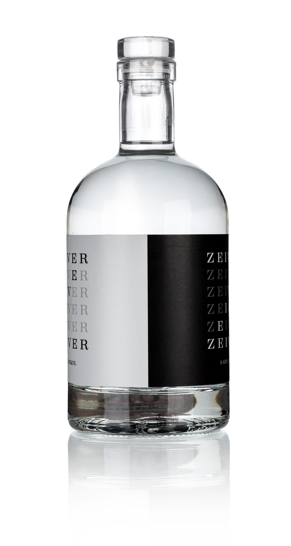 side of the bottle